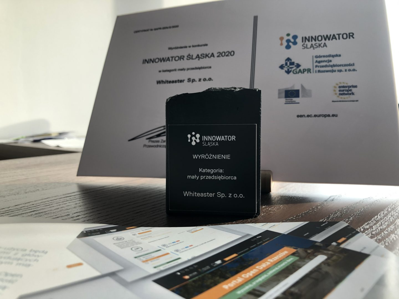 Innovator of Silesia 2020